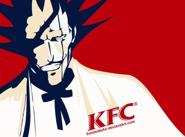 kfc - kenpachi fried chicken