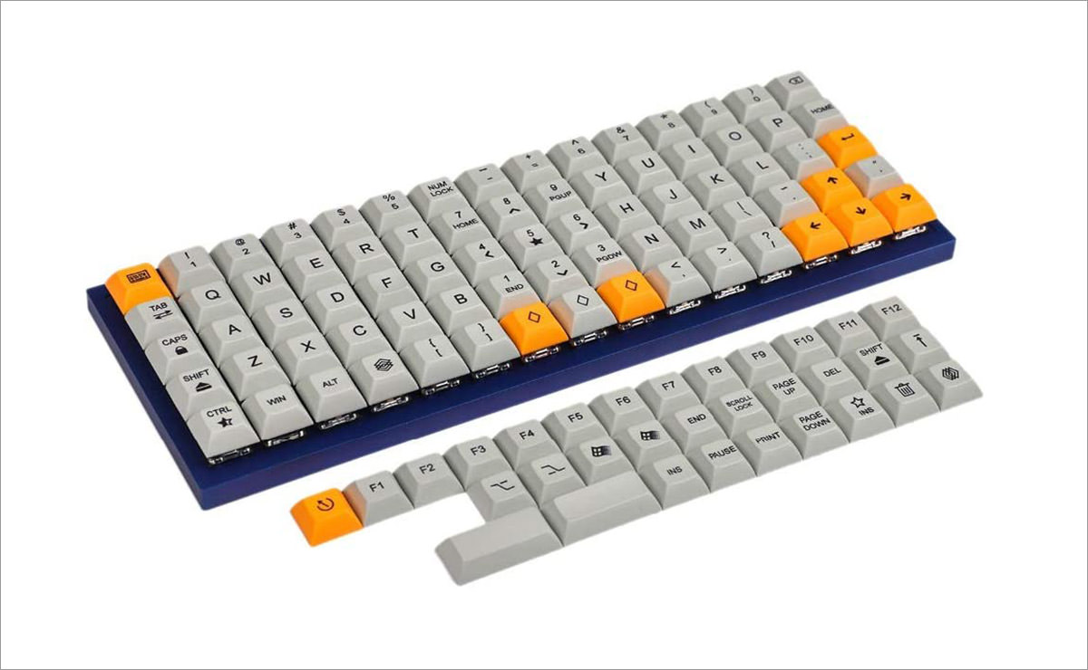 Mechanical keyboard sizes ortholinear keyboard