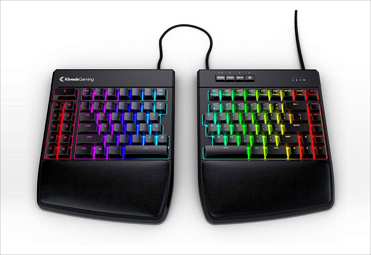 Mechanical keyboard sizes split keyboard