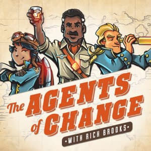 Agents of Change Podcast | Best Marketing Podcasts