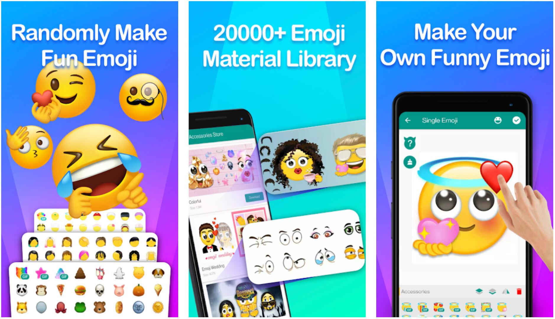 Animated Phone Emojis
