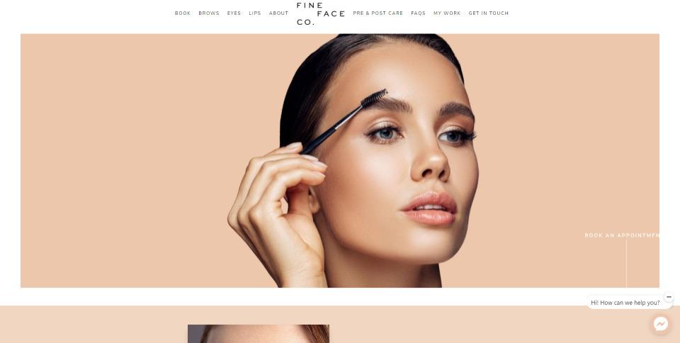 Fine Face Co.