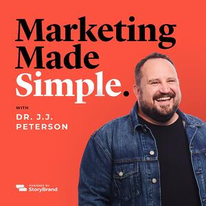 Marketing Made Simple Podcast | Best Marketing Podcasts