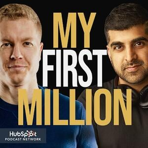 My First Million | Best Marketing Podcasts