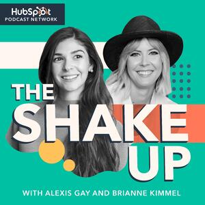 The Shake Up | Best Marketing Podcasts