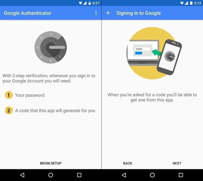 Do Enable Two-factor Authentication
