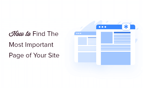 How you can In finding the Maximum Essential Web page of Your WordPress Web site