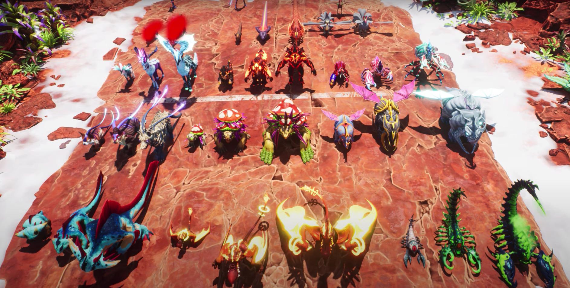 Best upcoming NFT games - Illuvium gameplay