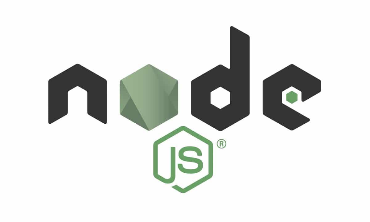 Nodejs official logo.