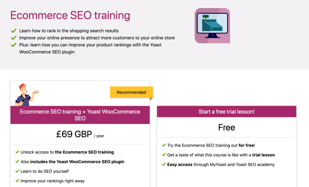 Use the Yoast Ecommerce search engine marketing Coaching Path to Building up On-line Gross sales